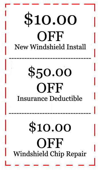 Auto Glass Coupon