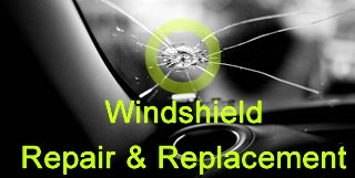 Windshield Chip Repair - Repair or Replaced