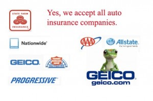 Auto Glass Insurance Claims Office