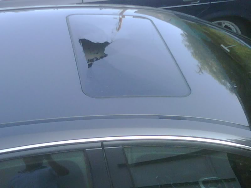 Sunroof installation replacement services