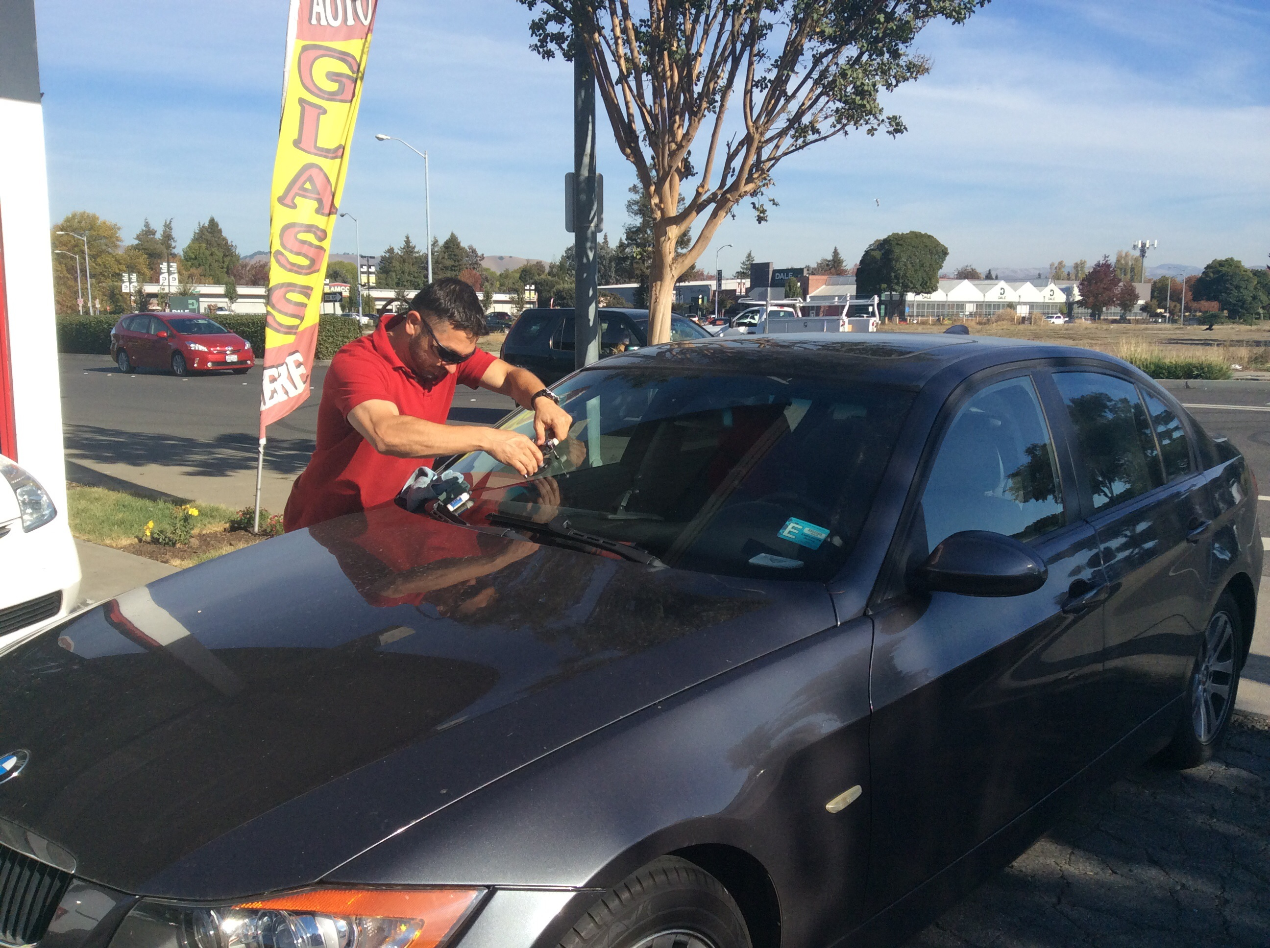 Auto Glass Shop in Fremont Ca with 5 Star Reviews