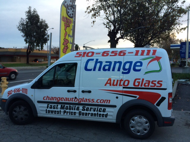 Auto Glass Replacement Fremont CA